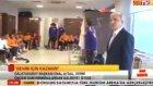 Ünal Aysal'dan Futbolculara Motivasyon Konuşması