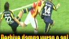 Bruno Alves'in Kırmızı Kart Gördüğü Pozisyon