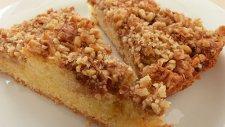 Elmalı Kek Tarifi - Elmalı Cevizli Kolay Islak Kek
