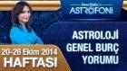 Genel Haftalık Astroloji Yorumu 20-26 Ekim 2014