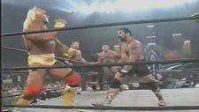 Goldberghulk Hogan Y Sting Vs Kevin Nashsid Vicious Y Ric Steiner Highlights