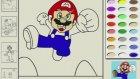 Mario Boyama 2 Oyununun Oynanış Videosu