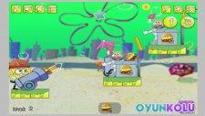 Sünger Bob Hamburger Paketleme Oyununun Tanıtım Videosu