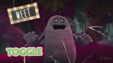 Little Big Planet 3 - Toggle ile Tanışma Fragmanı