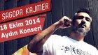 Sagopa Kajmer - Susmak İçin Yok Bahanem & Aylak Bakkal (18.10.2014 Aydın Konseri)