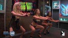 Böyle Olur Playboy Kızlarının Sabah Sporu