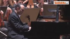 Grammy Ödüllü Piyanist Michel Camilo, İzmir'de Konser Verdi.