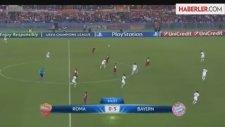 Bayern Münih, Roma'yı 7-1 Yendi