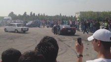 Corvette'e Çarpan Modifiyeli Şahin 2