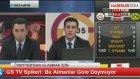 Demet Akalın, Galatasaray'a 45 Dakika Dayanabildi