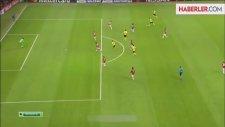 Galatasaraylı Taraftarlar Marco Reus'un Golünü Alkışladı