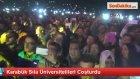 Sıla Karabük'te Üniversitelileri Coşturdu