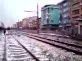 Hızlı Tren Geçisi / Eskişehir