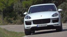 Porsche Cayenne Turbo Deneme Sürüşü