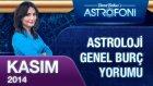 Genel Aylık Astroloji Yorumu Kasım 2014