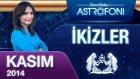 İkizler Burcu Aylık Astroloji Yorumu Kasım 2014