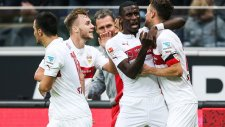 Frankfurt 4-5 Stuttgart - Maç Özeti (25.10.2014)