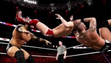 Wwe 2k15 - Randy Orton Rko Vs Batista Bomb Gameplay Trailer