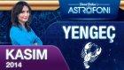 Yengeç Burcu Aylık Astroloji Yorumu Kasım 2014