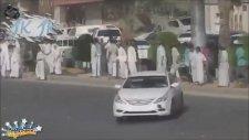 Kaza İle Biten Arap Driftleri