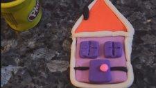 Play Doh Oyun Hamuru  İle Küçük Çocuklar İçin Basit Modeller