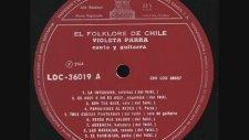 Violeta Parra - El Folklore De Chile Canto Y Guitarra 1957