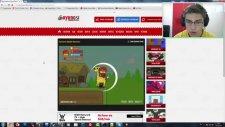 Burak İle Flash Oyun - Dostların Büyük Macerası