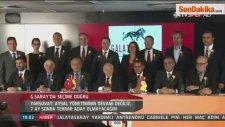 Galatasaray Başkanı Duygun Yarsuvat: Prandelli Takımın Başında Kalacak