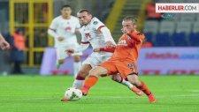 İstanbul Başakşehir - Galatasaray: 4-0 Maç Özeti ve Maçın Golleri