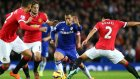 Manchester United 1-1 Chelsea (Maç Özeti)