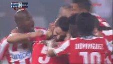 Olympiakos Derbiyi Kazandı