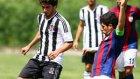 Beşiktaş U19 Takımı Haksız Penaltıyı Atmadı