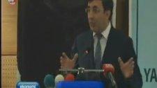Kalkınma Bakanı Cevdet Yılmaz Yatırım Destek Ofislerinin Değerlendirme Toplantısında Açıklamalarda B