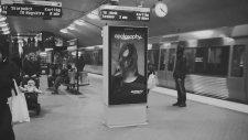 Metroda Herkesi Şok Eden Video