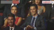 Ünlü Komedyenin Ronaldo Esprisi Irina'yı Kızdırdı