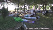 Yoga Academy Festivali Pamukkale Temmuz 2014