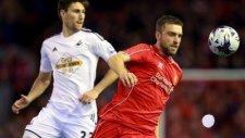 Liverpool 2-1 Swansea City (Maç Özeti)