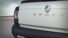 Dacia Duster Oroch Pick-Up