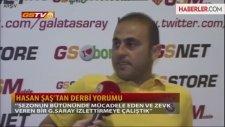 Hasan Şaş, Galatasaray'a Geri Dönüyor
