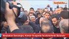 Başbakan Davutoğlu, Kömür Ocağında İncelemelerde Bulundu