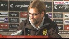Borussia Dortmund Taraftarı, Jürgen Klopp'a İlan-ı Aşk Etti
