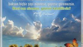 Mehmet Emin Ay - Rabbim Allah Diyeceğim