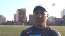 Cizrespor Teknik Direktörü Konuştu