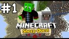Kutsalgörev - Minecraft - Minigames - Bölüm 1 - Sheep Quest