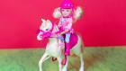 Binici Chelsea Ve Küçük Atı - Barbie Bebek