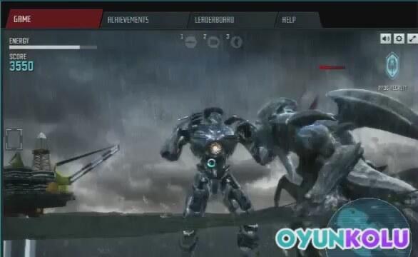 3d Koruyucu Dev Robot Oyununun Oynanış Videosu Izlesenecom
