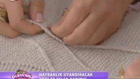 Derya Baykal - Derya'nın Dünyası (Kolay Yelek Yapımı)
