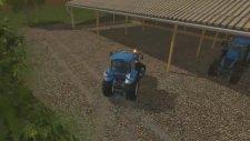 Farming Simulator 2015 Oynuyoruz