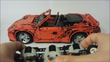 Lego İle Porsche 911 Yapmak
