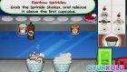 Papa Kremalı Kek Dukkanı Oyunu Nasıl Oynanır
